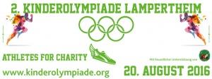 2. Kinderolympiade Lampertheim 2016